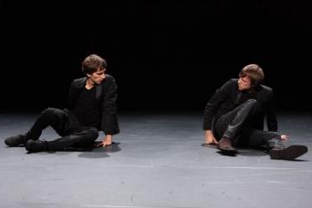 danse,maud le pladec,nouveau théâtre de montreuil,fausto romitelli