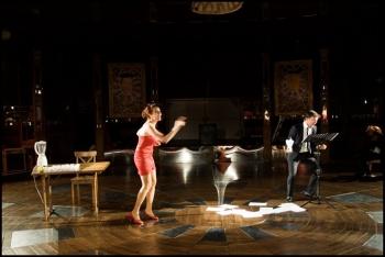 danse,théatre,performance,segolène royal,indiscpline,garance dor,damine chardonnet darmaillacq