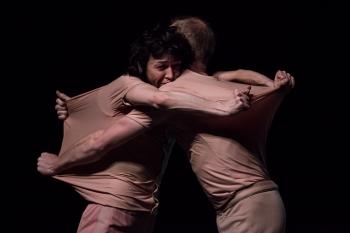 Lisbeth Gruwez, We're pretty fuckin for from okay, 2016, danse contemporaine, 60mn© Leif Firnhaber.jpg