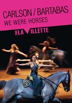 danse,equitation,grande halle de la villette,bartabas,carolyn carlson