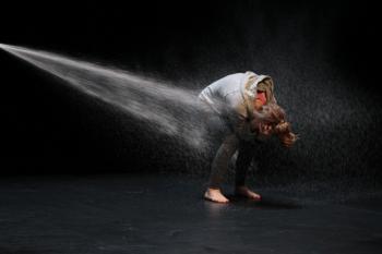 Danse, Leïla Gaudin, Danse Dense, La Loge