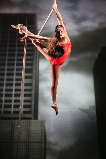 cirque,danse,cirque héloise,13ème art,dave saint-pierre